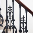 Stock Photo: Staircase detail