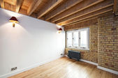 Warehouse conversion interior — Stock Photo
