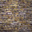 parede tijolo — Foto Stock