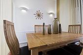 Modern dining room — Foto de Stock