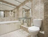 Baño de diseño — Foto de Stock
