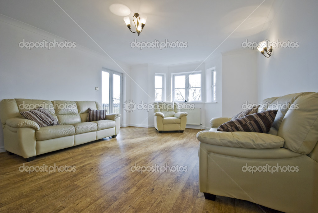 living room with bay window stock photo jrphoto 5202533