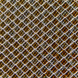 Steel wire fence — Stock Photo