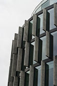 Gevel van een modern gebouw — Stockfoto