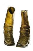 Cowboy stijl laarzen — Stockfoto