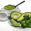 Guacamole - Stock Photo
