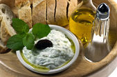 Tzatziki — Stock Photo