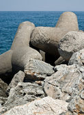 Breakwater — Photo