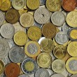 Various coins — Stock Photo #5289384