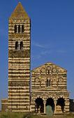 Abbey of Saccargia — Stock Photo