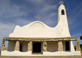 Stella Maris church, Porto Cervo — Stock Photo