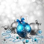 Noel arka plan — Stok Vektör