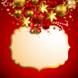 Christmas background — Stock vektor #4467325