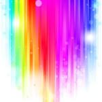 abstrakt glühend hintergrund — Stockvektor  #4847607