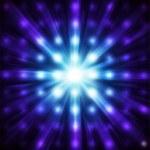 Club lights — Stock Vector