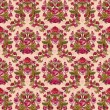 Royalty-Free Stock Imagen vectorial: Seamless Damask