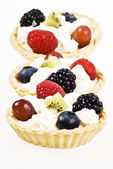 Dessert di frutta — Foto Stock