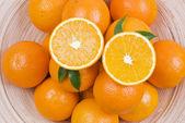 Mandarine — Stock Photo