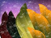 Colores de fondo abstracto — Vector de stock