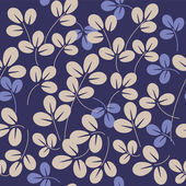 Yaprakları arka plan — Stok Vektör