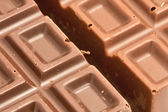 Close-up of chocolate — Stock Photo