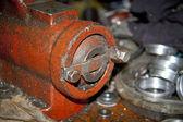 Struttura in metallo — Foto Stock