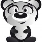Panda — Stock Vector #4330136
