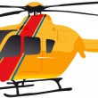 Helicopter — Stock Vector #4330178