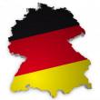Deutschland — Stock Photo