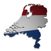 Netherlands — Stock Photo