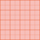 Graph paper — Stock Vector