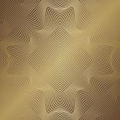 Abstracte guilloche achtergrond — Stockvector