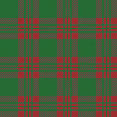 Abstract scottish plaid — Stock Vector