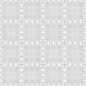 Vector seamless brown guilloche background — Stock Vector