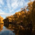 tempo d'autunno — Foto Stock