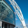 Stock Photo: Wembley stadium