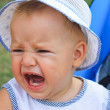 Royalty-Free Stock Photo: Baby crying