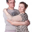 Happy seniors couple in love — Stock Photo #5103024