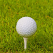 Golf ball — Stock Photo #3928247