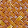 Basketwork  texture — Stock Photo