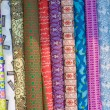 Thai print cloth — Stock Photo