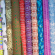 Thai print cloth — Stockfoto