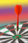 Dart game — Stock Photo
