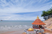 Hua Hin beach,Thailand — Stock Photo