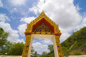 Nhok Kha Jib Temple,Hua Hin Thailand — Stock Photo