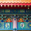 Chinese temple in Thailand,Kammalawat Dragon temple — Stock Photo