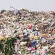 Stock Photo: Garbage heap