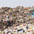 Garbage heap — Stock Photo