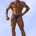 Bodybuilding — Stock Photo #4217462