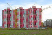 Building house — Stock Photo